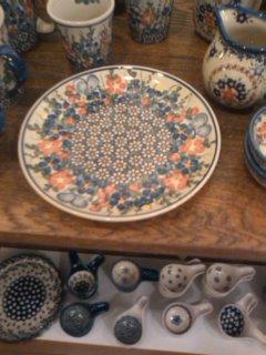 ポーランドの陶器展